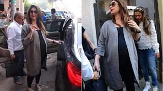 REVEALED! Kareena Kapoor is DUE ON. . . .