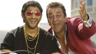 #Confirmed: Munna-Circuit jodi to make a comeback with Munnabhai 3!