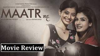 'Maatr': Raw and compelling (Movie Review, Rating: ***)