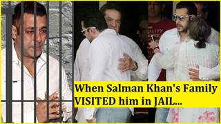 This is what happened when Salman Khan's Family VISITED him in JAIL