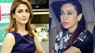 RIVALRY between Sisters Karisma Kapoor and Riddhima Kapoor?