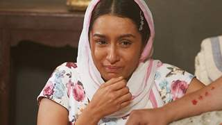 Shraddha Kapoor CRIED her HEART OUT