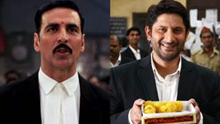 Arshad Warsi and Akshay Kumar to share screen for Jolly LLB 3?