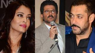WORKING with Aishwarya & playing Salman Khan's FATHER:Anil's REPLY