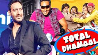 "Ajay Devgn to reunite with Fox Star for ""Total Dhamaal"""