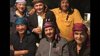 REUNION of Screen Veterans: Rishi, Danny, Prem, Jeetendra, Ranjeet