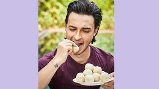Debutant Aayush Sharma receives love on the sets of Loveratri!