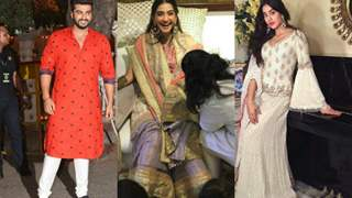 #SonamKiShaadi: Everything The Guests Wore At The Mehendi Party