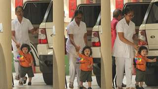 Photos: An EXCITED Taimur Ali Khan is all that you need to see Today!