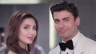 Watch Video: Fawad Khan and Mahira Khan reunite for a SEXY photoshoot