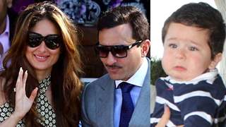 Taimur goes MISSING from Family's London Outing