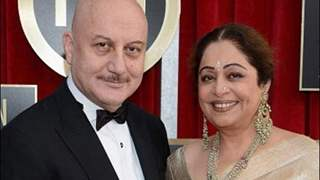 Kirron Kher feels LOVED after meeting hubby Anupam Kher after MONTHS