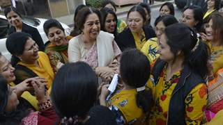 I'm here for you: Kirron Kher tells Chandigarh women