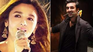 Alia Bhatt singing to beau Ranbir Kapoor starrer song is PURE LOVE!