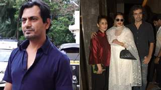 Rekha, Imtiaz Ali, Nawazuddin attend special screening of 'Manto'