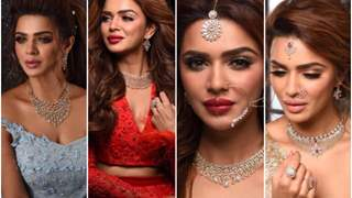 #Stylebuzz: Aashka Goradia makes for a fine painting in this photo-shoot!