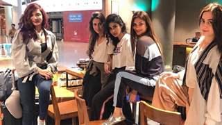 Mouni Roy Takes Off To Greece To Celebrate Birthday With Aashka Goradia, Sanjeeda Sheikh!