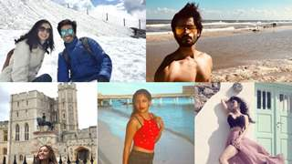 #WorldTourismDay: Celebrities bitten by the travel bug!