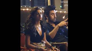 Alia-Ranbir's LEAKED PHOTOS from sets of Brahmastra; Alia looks upset