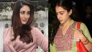Sara is a born star: Kareena Kapoor Khan