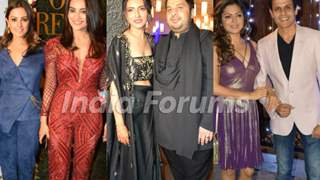 All The Glitter And Glamour From Additi Gupta's Cocktail Party