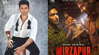 We'e working on second season of 'Mirzapur': Farhan Akhtar