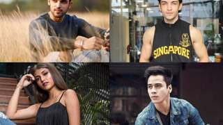 Parth Samthaan,Rohit Suchanti, Anshuman Malhotra to be Seen in Finale of MTV Ace of Space!