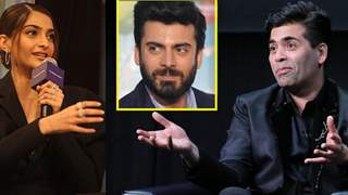 Sonam Kapoor has ACCUSED Karan Johar of sending Fawad Khan BACK