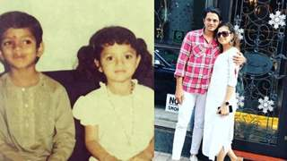 #ThrowbackThursday: Drashti Dhami Shares an Adorable Picture With Someone Special!