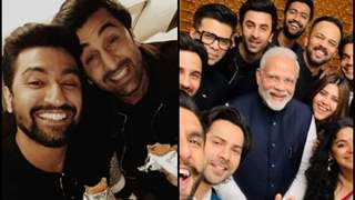 Ranbir-Vicky's recent pic will remind you of Sanju Kamli bromance