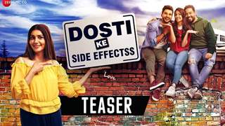 Trailer of Sapna Choudhary's DEBUT FILM Dosti Ke Side Effects out now!