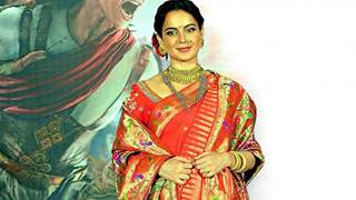 I wanted something which could sum up Rani Lakshmi Bai's life: Kangana