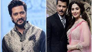 Working with Madhuri, Anil together is a dream: Riteish