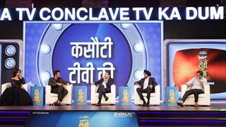 IndiaTV's mega conclave TV Ka Dum celebrates the power of small screen