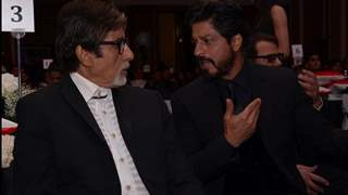 Amitabh-Shah Rukh's twitter Banter in FULL-SWING ahead of 'Badla'!