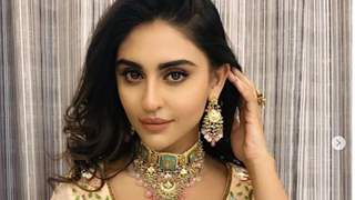 Even Allergy couldn't Stop Krystle Dsouza from attending Ekta Kapoor's  function