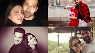 #ValentinesDay: How TV Celebs Expressed their LOVE; Check Out!