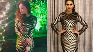 #Stylebuzz: Ankita Lokhande VS Krystle Dsouza, Who Wore This Striped Bodycon Better?