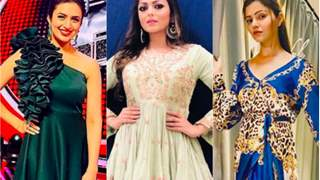 Mouni Roy Fails While Drashti Dhami Nails On This Week's Style Report Card...