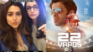 Sanaya Irani and Ridhi Dogra Give Shoutout to Barun Sobti's Film, 22 Yards!