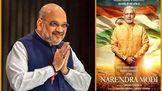 Amit Shah to launch second poster of Modi's biopic