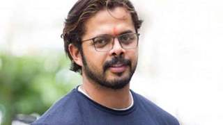 Sreesanth's First Day at Practice after the ban Lift!