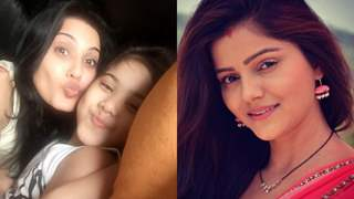 Kamya Punjabi's daughter Aara does something sweet for Rubina Dilaik - view pic