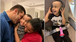 Arpita calls out troll for demeaning her son!