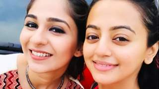 #EXCLUSIVE: Bestie Vidhi Pandya has to say THIS about Helly Shah's Sufiyana Pyaar Mera
