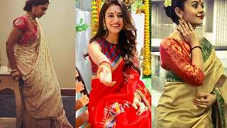 #HappyNewYear: Here's How TV Celebs Welcomed The Month of Baisakh!