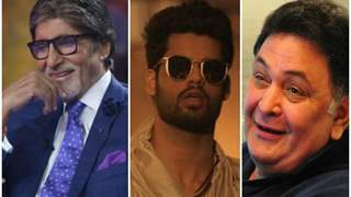 Big B, Rishi Kapoor wish Karan Kapadia for 'Blank'