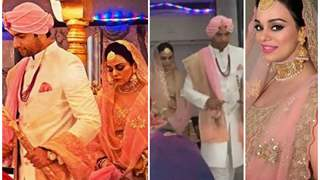 Ssharad Malhotra ties the knot with Ripci Bhatia; Here are the WEDDING PICTURES!