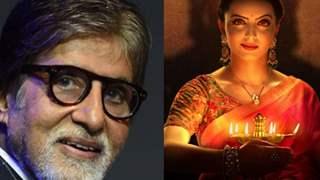 Amitabh Bachchan gripped by the Saas-Bahu fever of Shrenu Parikh starrer Ek Bhram Sarvagun Sampann