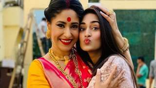 Kasautii Zindagii Kay co-stars Erica Fernandes and Shubhavi Choksey to come together in THIS show